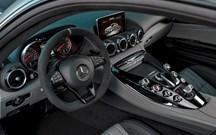 Mercedes mostrou o novo AMG GT C Coupé