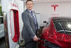 Quanto vale ser amigo de Trump? Para a Tesla vale um aumento de 30%!