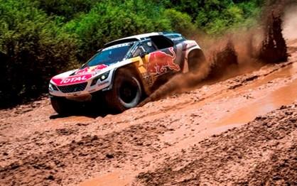 Dakar 2017: Dia 2 Loeb chegou ao comando