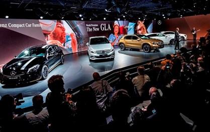 Mercedes vai lançar mais três modelos compactos