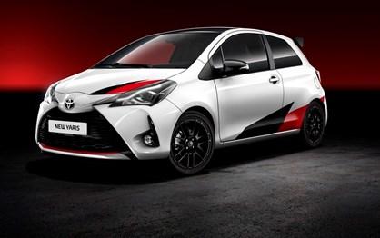 """Toyota """"refresca"""" Yaris e dá-lhe versão de 210 cv!"""