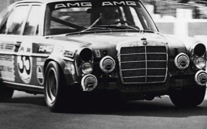 Mercedes-AMG: 50 anos de história