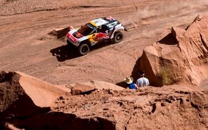 Dakar 2017 – Peterhansel e Loeb: decisão nas Pampas