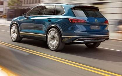 O segundo eléctrico da VW será um SUV a mostrar em Abril
