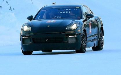 """Conheça """"as"""" mais """"misteriosas"""" Porsche actualmente em testes!"""