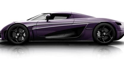 Este Koenigsegg Regera é um tributo a Prince