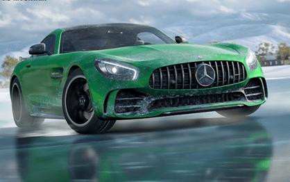 """Já viu o AMG GT R a """"dançar"""" no Forza Horizon 3?"""