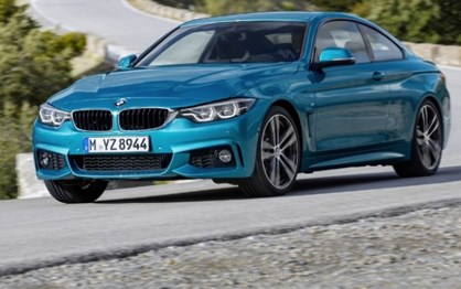 Novos BMW Série 4 chegam em Março