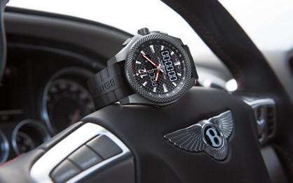 """Breitling for Bentley"" apresenta o Supersports B55"