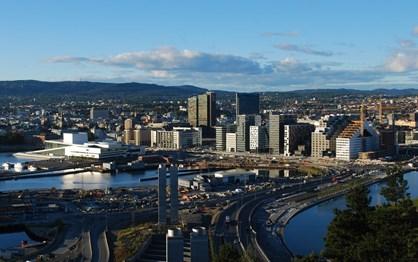 Oslo proíbe veículos a diesel para diminuir poluição