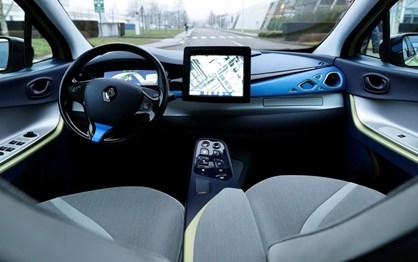 Sistema de navegação para carros autónomos patenteado pela Amazon