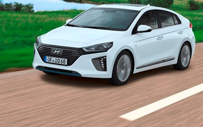 Guiámos o Hyundai Ioniq Hybrid