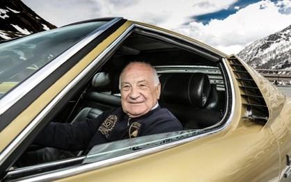 "Morreu o ""pai"" do Lamborghini Miura"