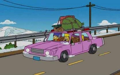 Carro de Homer Simpson é finalmente revelado