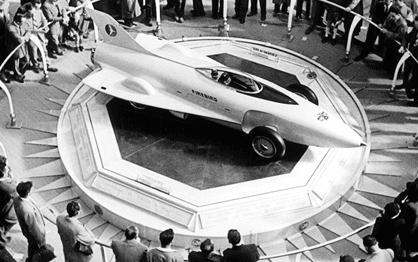 HOJE HÁ 63 ANOS: o teste do XP-21 Firebird com turbina a gás