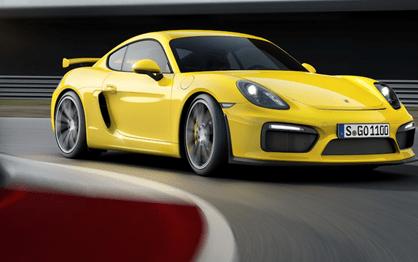 Porsche está a planear um Cayman GT4 RS
