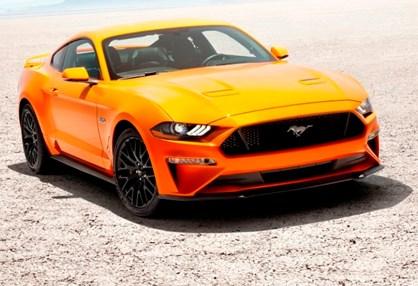 Novo Ford Mustang revelado antes do tempo!