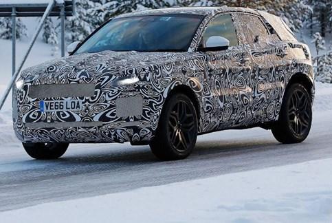 Jaguar acelera desenvolvimento do SUV mais pequeno