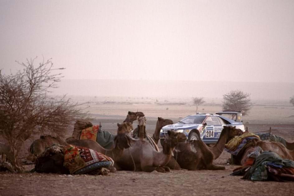 HOJE HÁ 28 ANOS: Paris-Dakar decidido por moeda ao ar