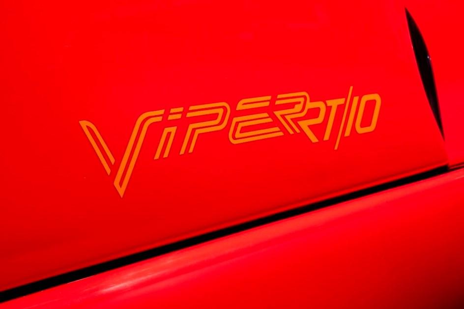 HOJE HÁ 28 ANOS: apresentado o Viper Concept