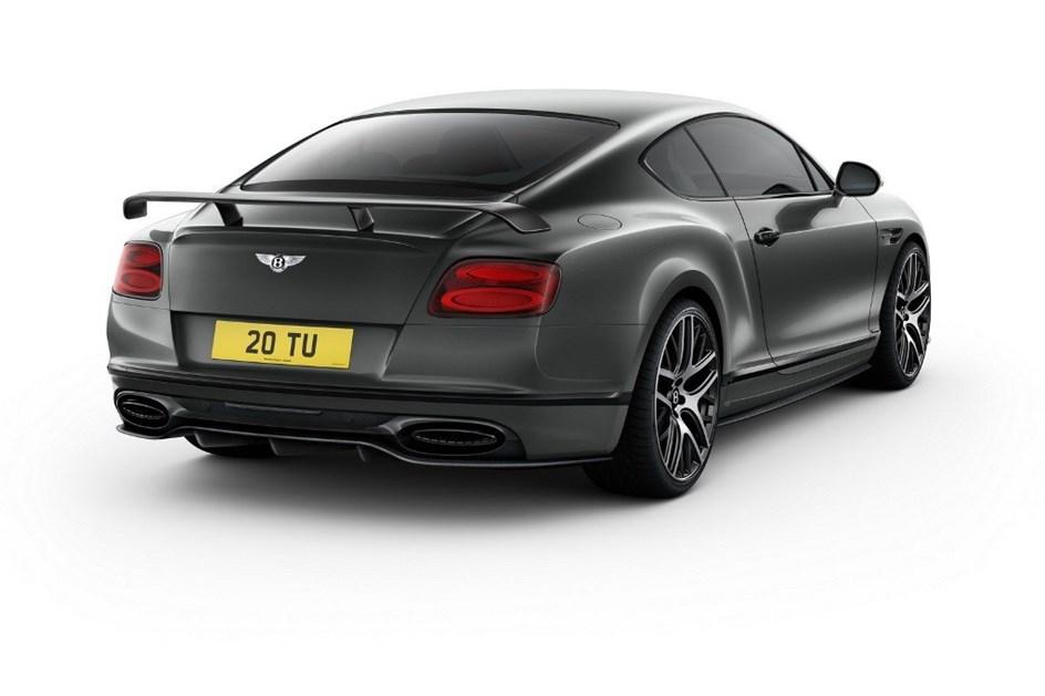 O mais rápido Bentley de sempre chama-se Supersports