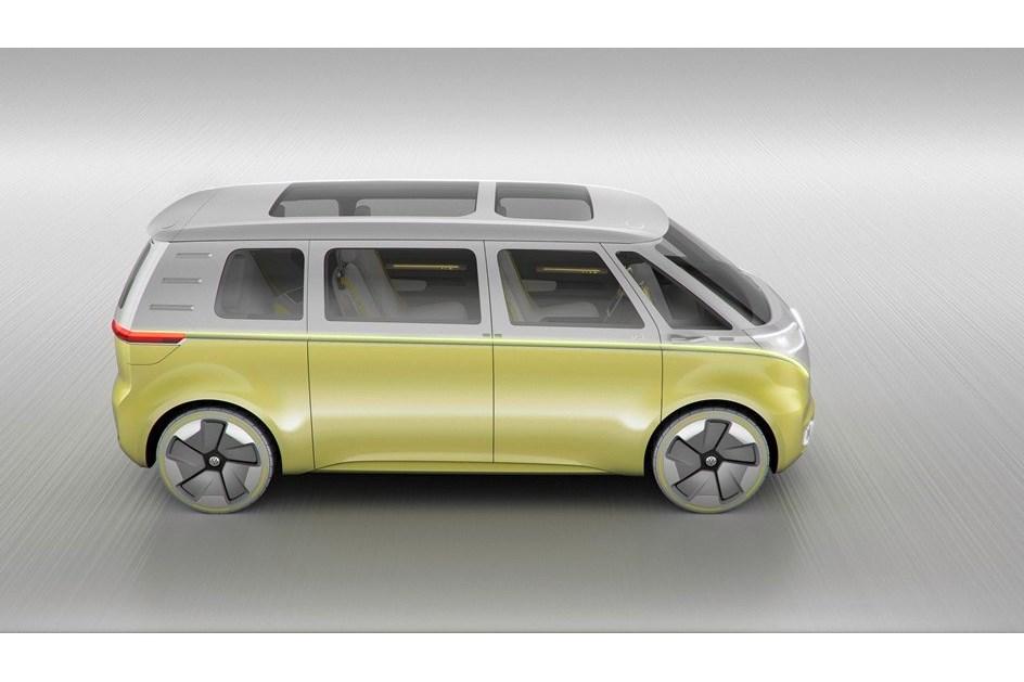 """I.D. Buzz é o """"pão-de-forma"""" eléctrico da VW!"""