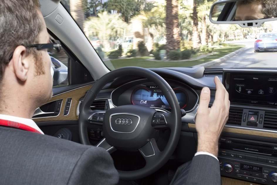 Os 5 níveis de condução autónoma