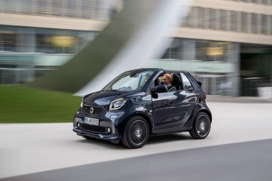 Mercedes bate recordes em Portugal