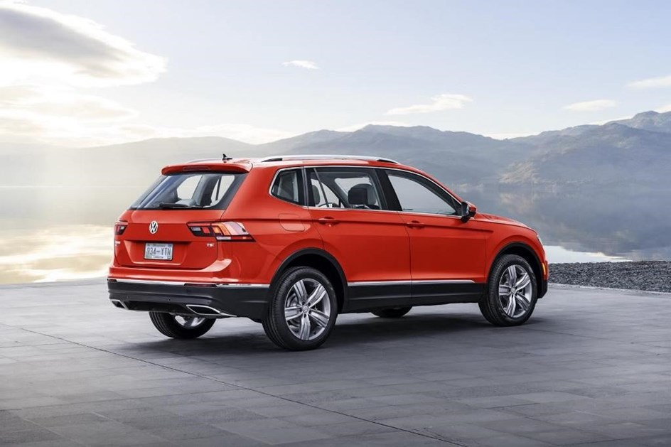 VW Tiguan Allspace chega no segundo semestre