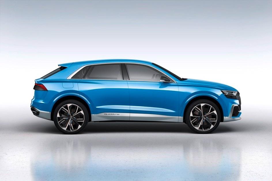 Fique a saber tudo sobre o Audi Q8!