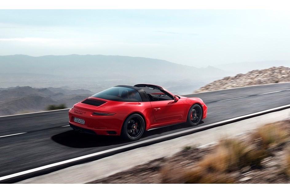 Porsche 911: mais opções e mais potência