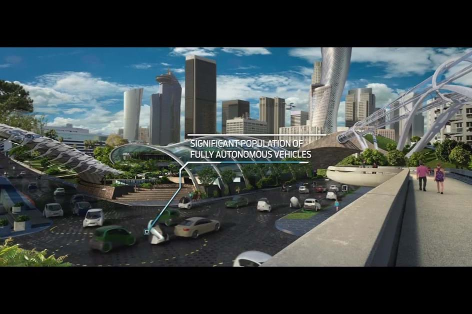 Conheça a Cidade do Futuro, segundo a visão da Ford