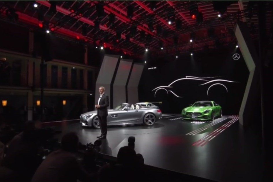 Hipercarro da Mercedes-AMG já tem nome