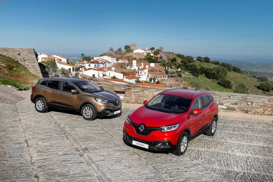 Já guiámos o novo Renault Kadjar