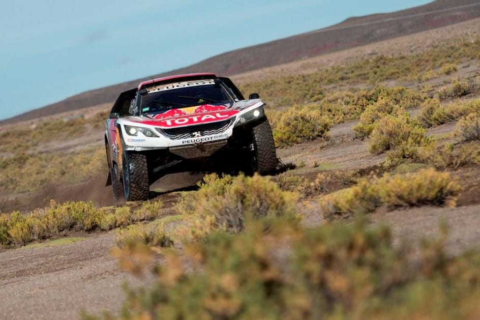 Peugeot 3008 DKR - 307 - Cyril Despres