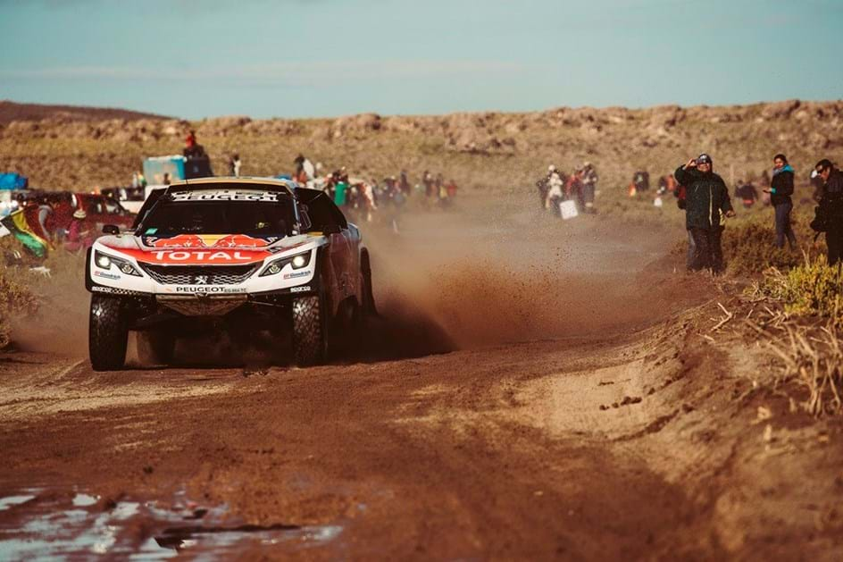 Peugeot 3008 DKR - 300 - Stephane Peterhansel