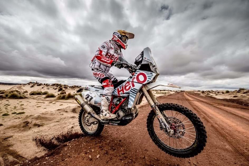 Hero Speedbrain - 27 - Joaquim Rodrigues