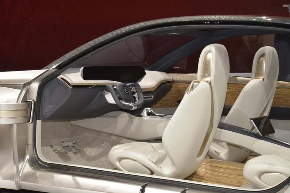 Vmotion 2.0 dá pistas sobre o futuro da Nissan