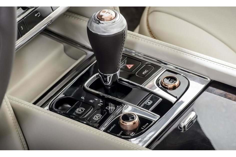 Bentley Mulsanne Hybrid Concept