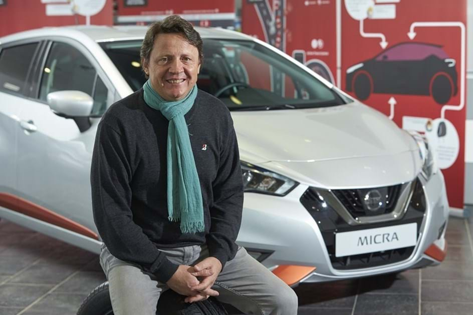 Novo Nissan Micra surge ligado ao mundo da competição