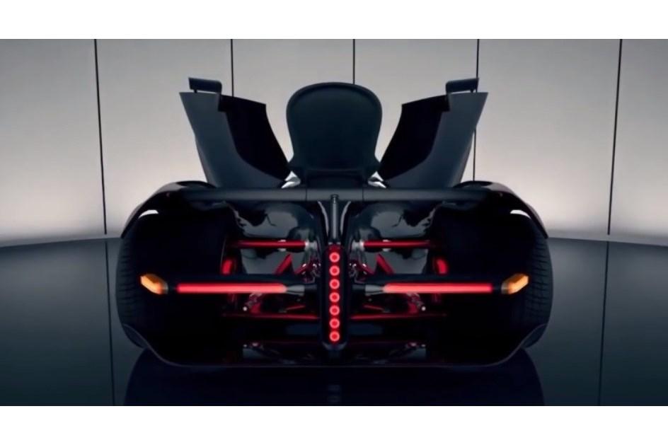 Dendrobium é o novo hipercarro eléctrico com tecnologia da F1
