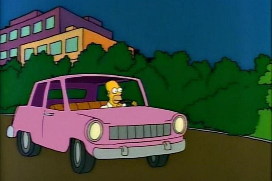 Carro De Homer Simpson 233 Finalmente Revelado Tome Nota