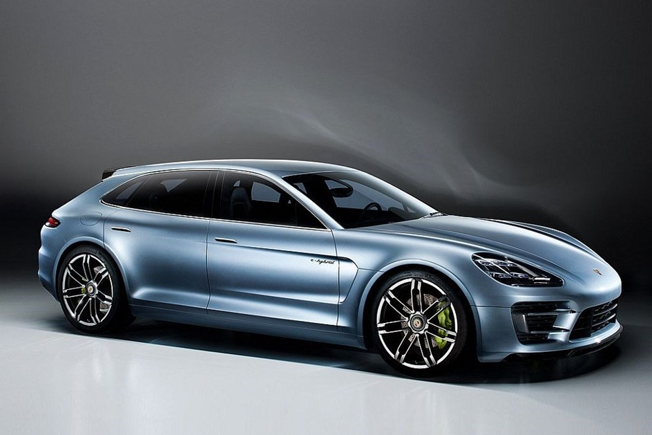 """Porsche Panamera """"shooting brake"""" é oficial e estará em Genebra!"""