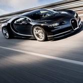 Sabe em quanto tempo o Bugatti Chiron vai aos 400 km/h e volta a parar?!