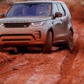 """Novo Land Rover Discovery é um TT """"da verdade""""..."""