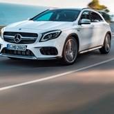 Novo Mercedes GLA chega em Abril e já tem preços