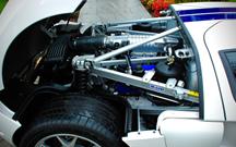 Antigo Ford GT de Jenson Button vai a leilão!