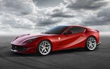 Novo 812 Superfast é o Ferrari de série mais potente de sempre