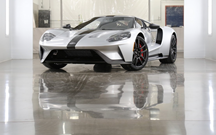 """Ford GT Competition Serie: a versão mais """"radical"""" do Ford GT"""