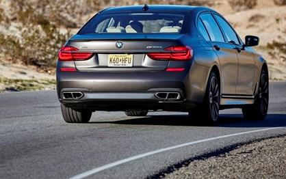 O mais caro BMW é um Série 7 superdesportivo com… 610 cv!
